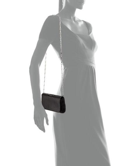 14#01 Small Python Shoulder Bag