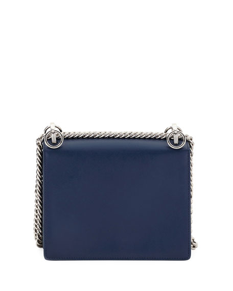 Kan I Mini Embellished Crossbody Bag