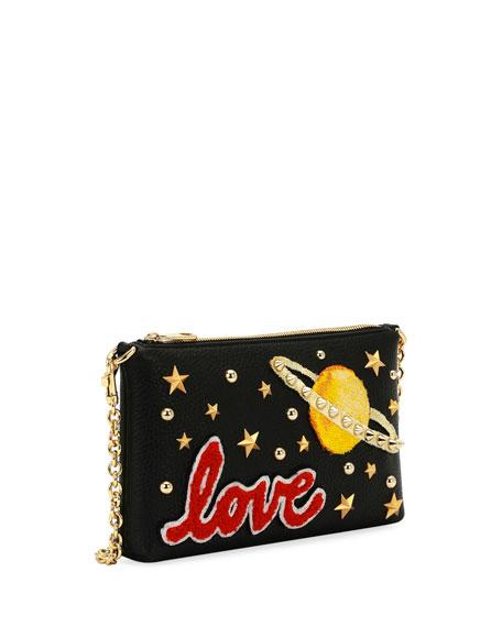 Saturn Love Mini Shoulder Bag
