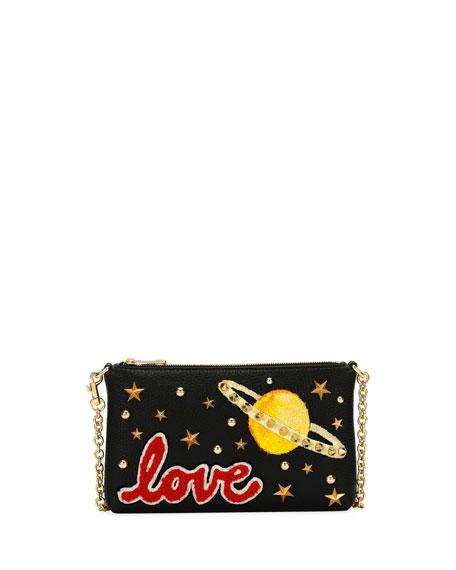 Dolce & Gabbana Saturn Love Mini Shoulder Bag