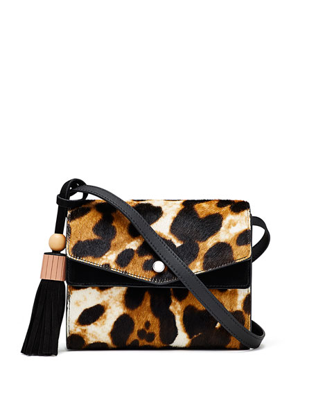 Eloise Field Tassel Crossbody Bag