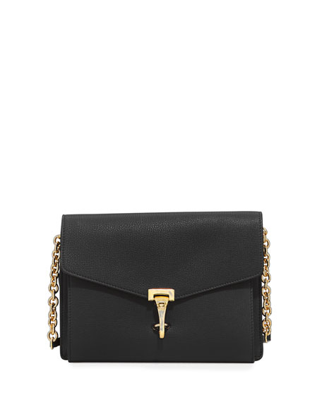 Burberry Macken Small Derby Leather Crossbody Bag