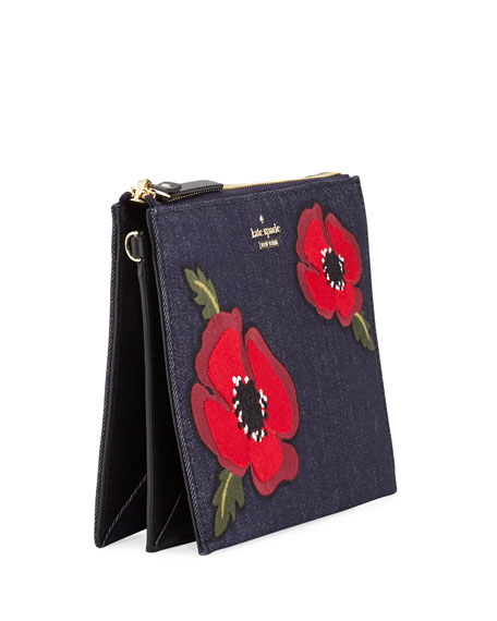 cameron street poppy dilon crossbody bag