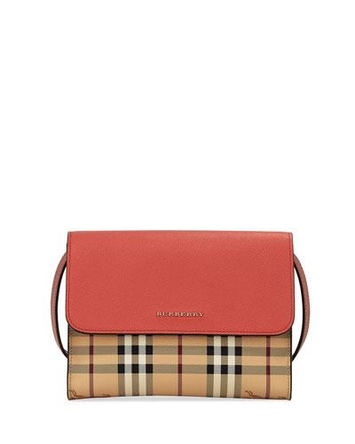 Loxley Haymarket Small Shoulder Bag, Red Pattern
