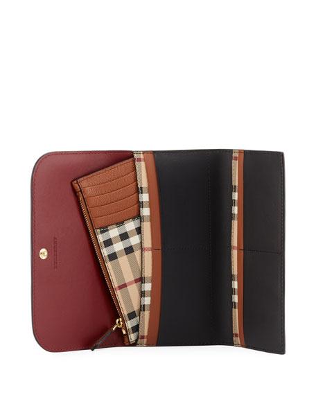 Kenton Haymarket Soft Grain Leather Wallet