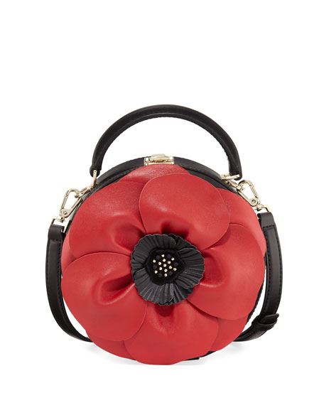 ooh la la poppy crossbody bag, multi