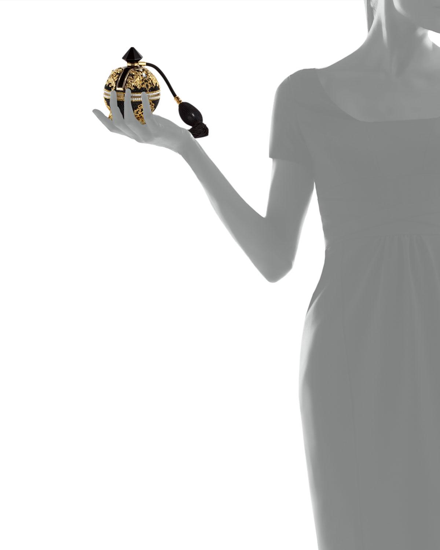 Judith Leiber Bal Noir Crystal Perfume Minaudiere sGJVeXUuuq