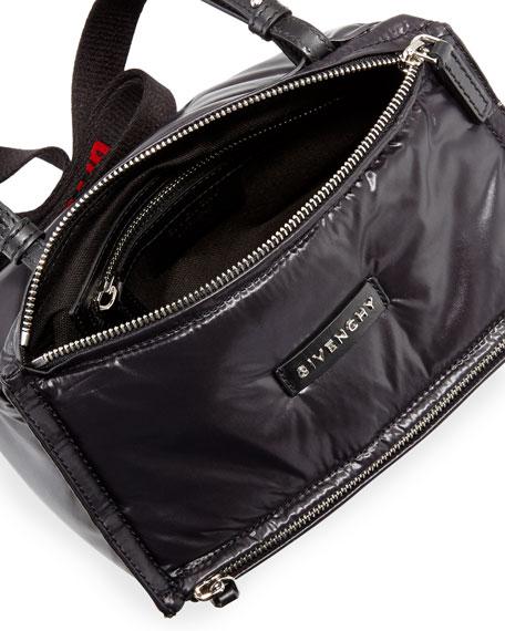 4e922269cf Givenchy Pandora Mini Nylon Crossbody Bag | Neiman Marcus