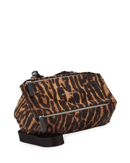 Pandora Fur Mini Crossbody Bag