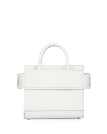 Givenchy Mini Horizon Leather Tote Bag