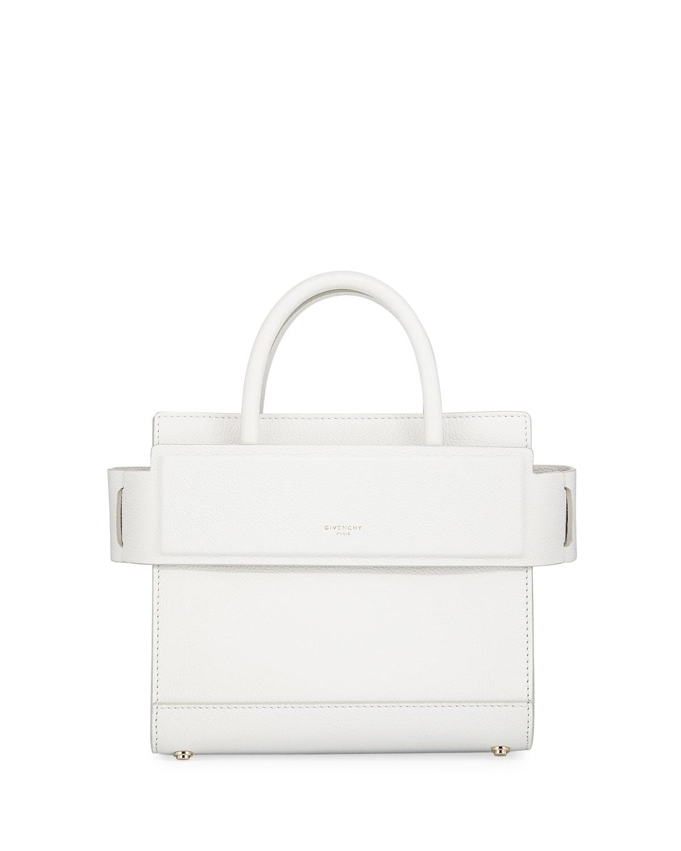 5192cc1b003 Givenchy Mini Horizon Leather Tote Bag | Neiman Marcus