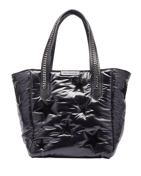 Stella McCartney All Over Stars Falabella Go Tote