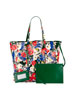 Image 2 of 3: Everyday Floral Animation Tote Bag