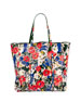 Image 3 of 3: Everyday Floral Animation Tote Bag