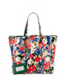 Image 1 of 3: Everyday Floral Animation Tote Bag