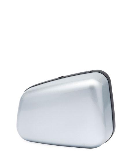 Case Retroviseur Metal Small Clutch Bag
