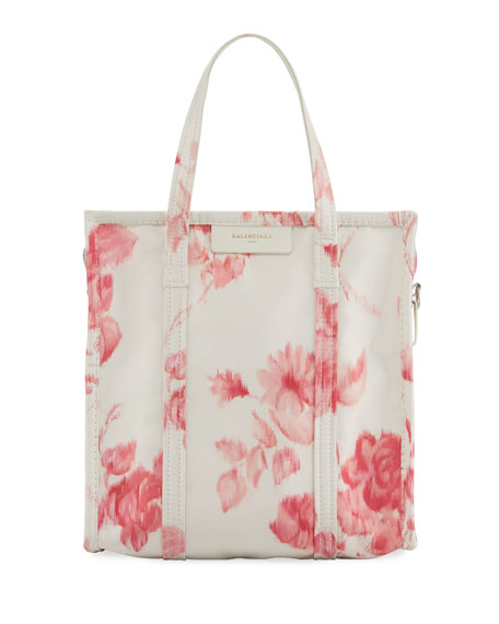 Balenciaga Everyday Floral Animation Tote Bag MRAe9v19gk