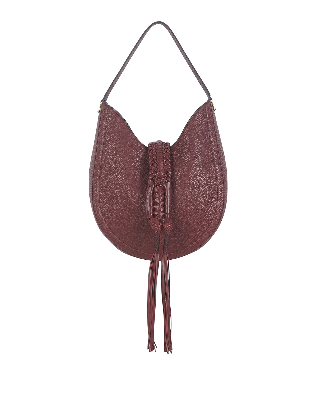 a1e80b5e239 Altuzarra Ghianda Small Leather Hobo Bag | Neiman Marcus