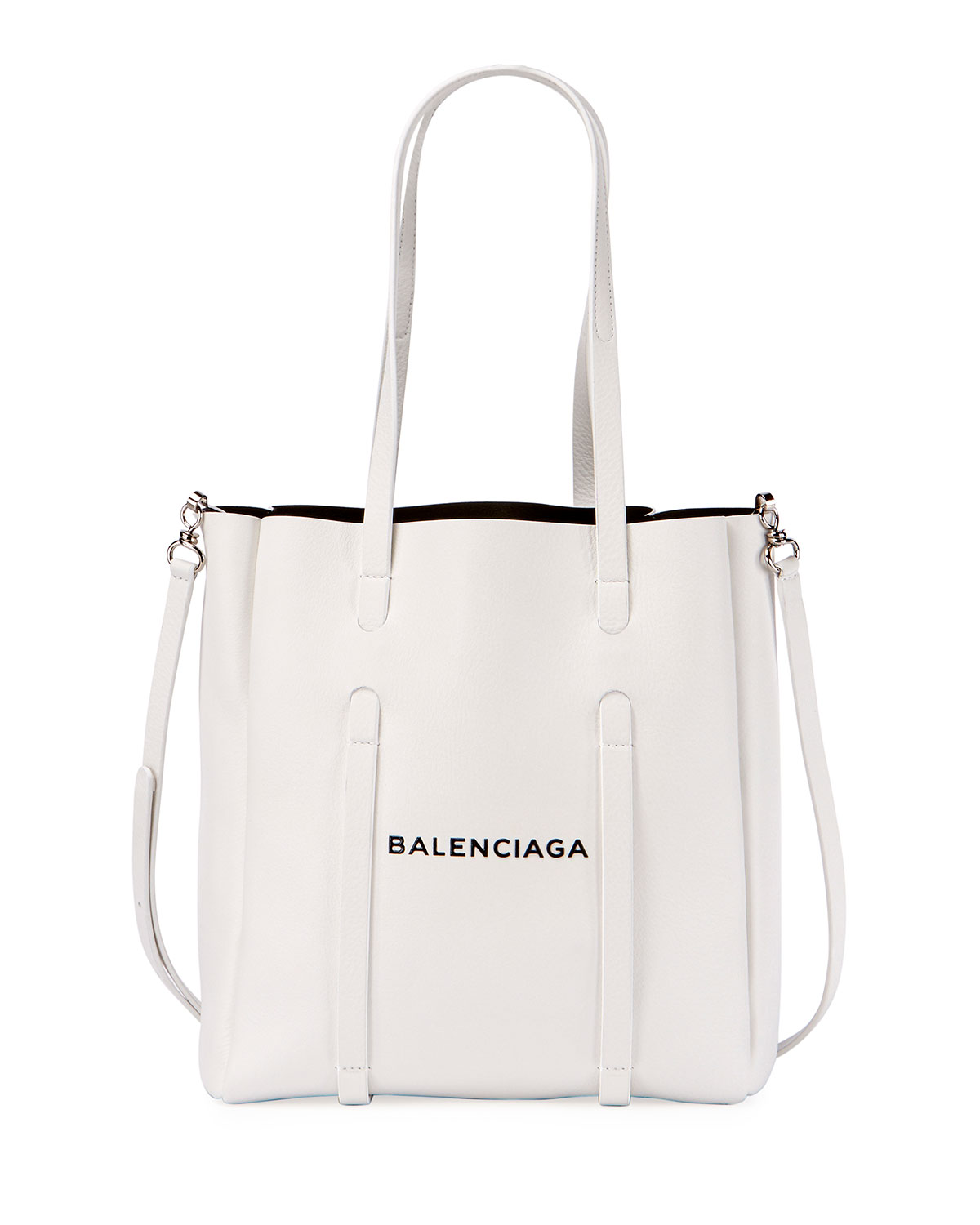 89bab16a7b Balenciaga Everyday Small Leather Logo Tote Bag