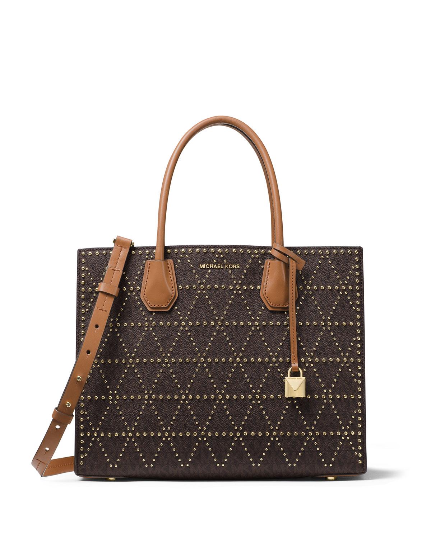 c187b9899db2 MICHAEL Michael Kors Mercer Large Convertible Tote Bag | Neiman Marcus