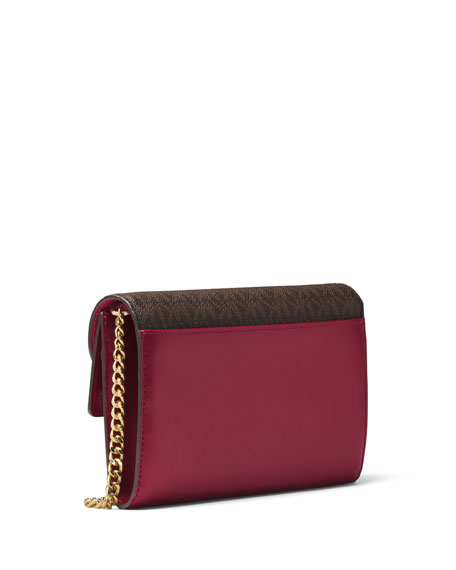 Sloan Large Envelope Wallet On a Chain