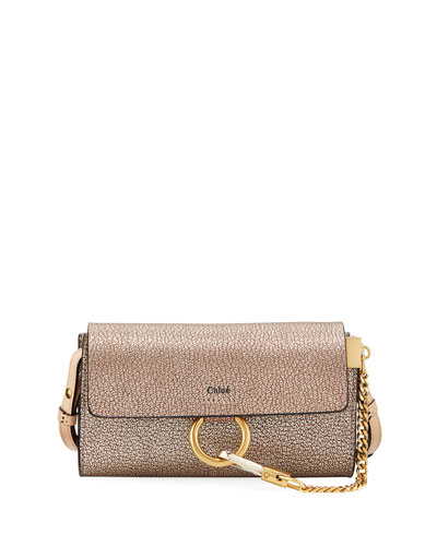 Faye Mini Wallet On Strap