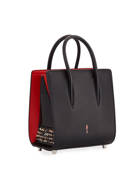 Paloma Loubitag Beaded Small Tote Bag
