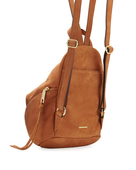 Julian Medium Leather Backpack