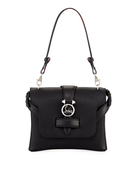 Rubylou Small Calf Leather Shoulder Bag