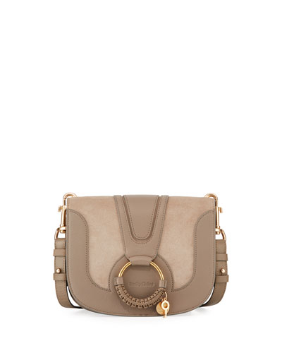 Hana Small Ring Saddle Bag