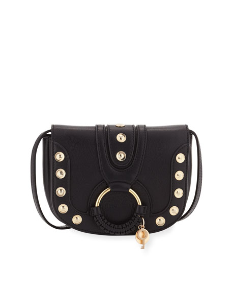 See by Chloe Hana Mini Studded Leather Shoulder