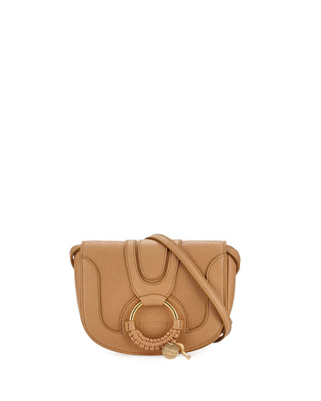 See by Chloe Hana Mini Leather/Suede Shoulder Bag