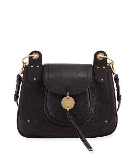 See by Chloe Medium Leather Flap Shoulder Bag