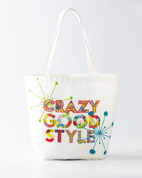 Cover Art Tote Bag