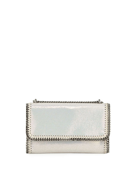 Falabella Shaggy Deer Shiny Chain Crossbody Bag