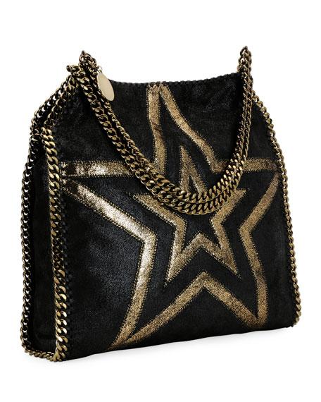 Baby Falabella Gradient Star Tote Bag