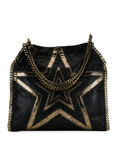 Baby Falabella Gradient Star Tote Bag