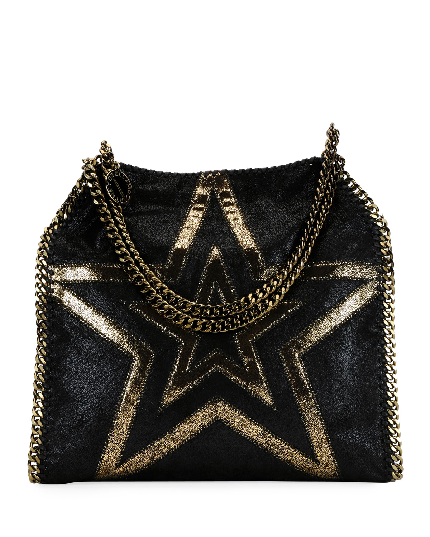 cb26f3da730 Stella McCartney Baby Falabella Gradient Star Tote Bag   Neiman Marcus