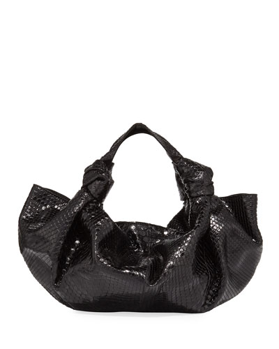 The Ascot Small Top Handle Bag