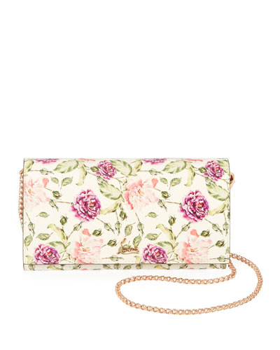 Boudoir Watersnake Fiori Wallet on a Chain