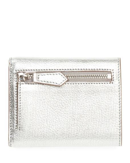 Pandora Metallic Tri-Fold Wallet