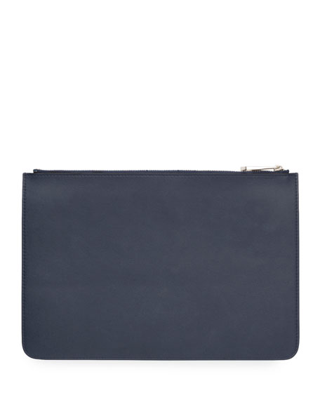 Iconic Bubble Flat Pouch Wallet