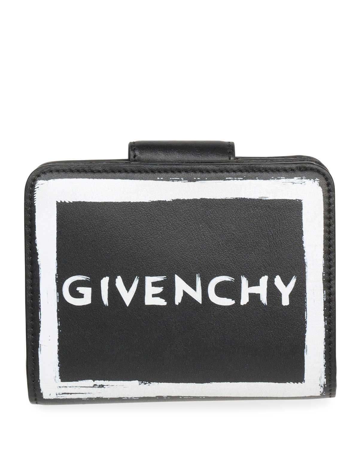 0aa747f9a6 Givenchy Iconic Printed Compact Wallet