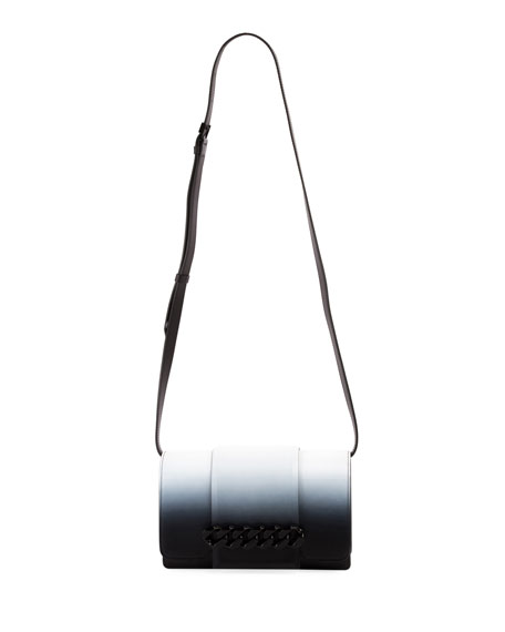 Infinity Small Ombré Crossbody Bag