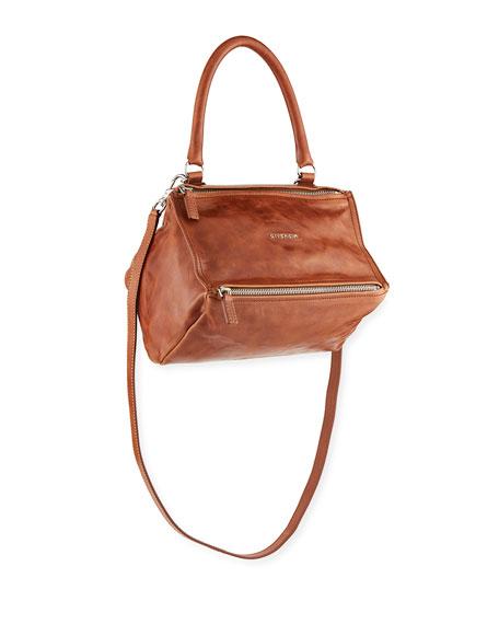 Pandora Small Bicolor Sugar Satchel Bag
