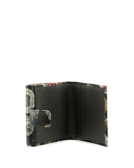 Sacred Hearts French Tri-Fold Wallet