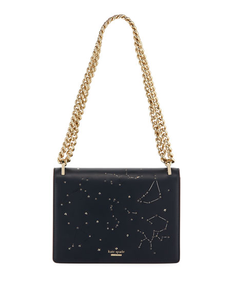 951dad7174cc8a kate spade new york marci light up constellation shoulder bag | Neiman  Marcus