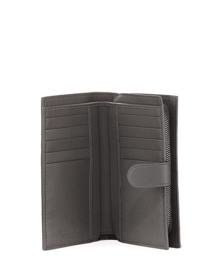 Intrecciato Napa Continental Wallet