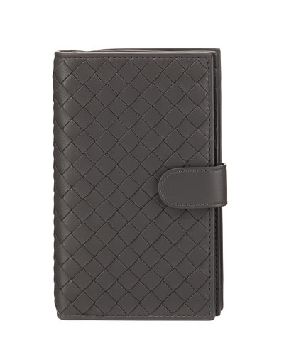 Medium Napa Continental Wallet