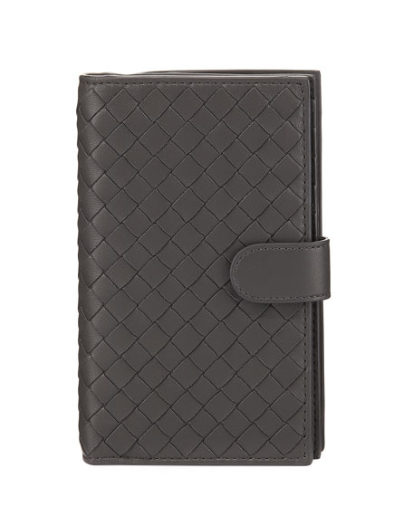 Bottega Veneta Medium Napa Continental Wallet